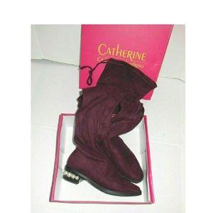 Catherine Malandrino Shoes - Womens catherine malandrino boots size 6.5